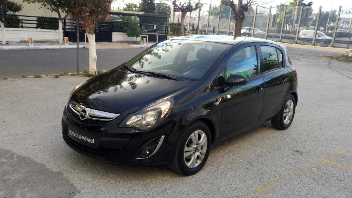 Opel Corsa 1.3 CDTi ecoFLEX του 2014
