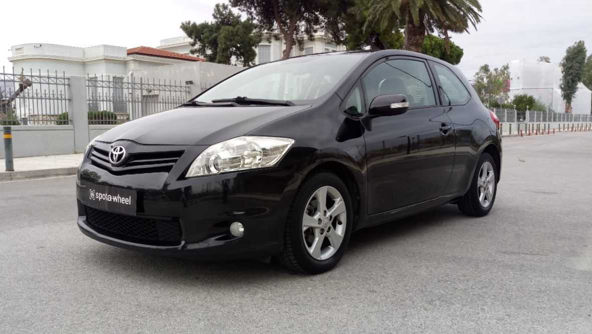 Toyota Auris 1.33 VVT-i του 2010