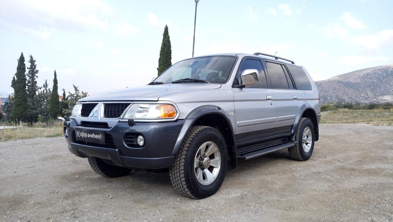 Mitsubishi Pajero 3.0 V6 του  2007