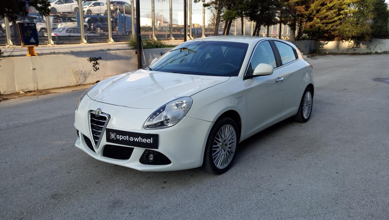 Alfa Romeo Giulietta 1.4 TB MultiAir του  2012