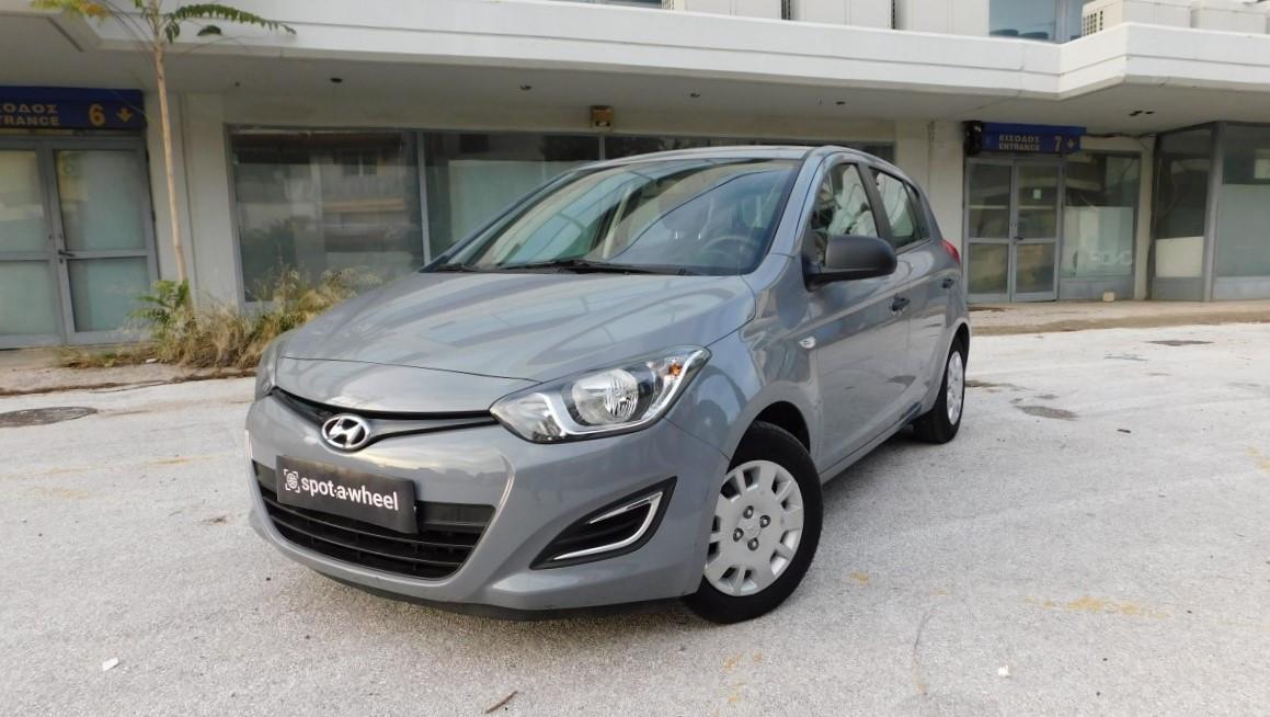 Hyundai i 20 1.1 CRDi του 2014