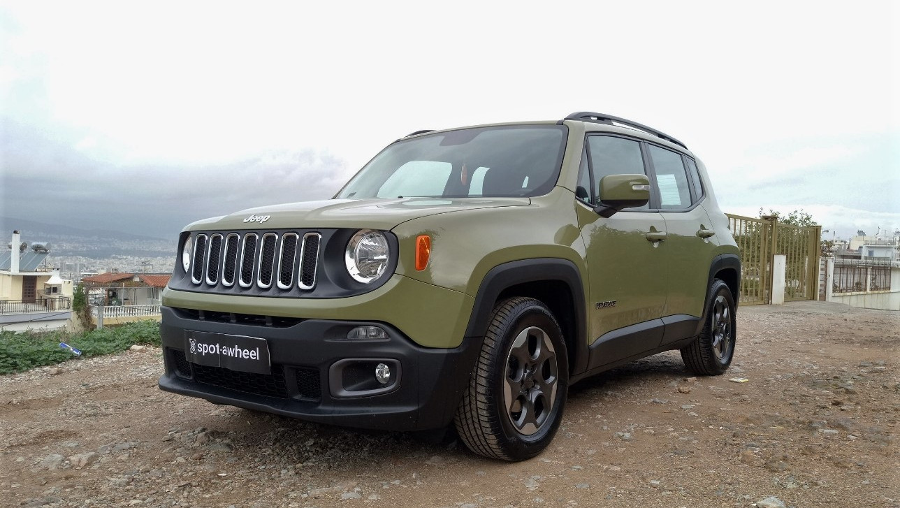 Jeep Renegade Longtitude του  2015