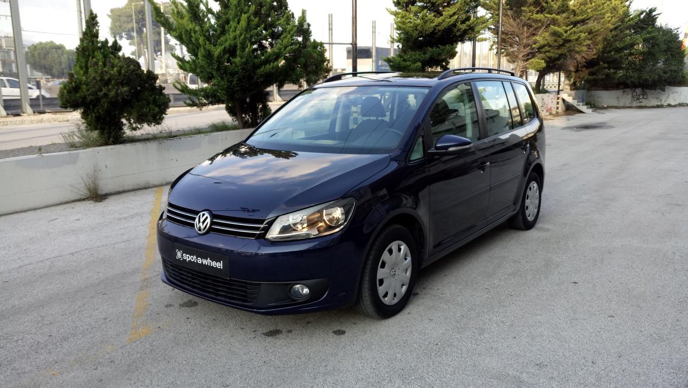 Volkswagen Touran 1.6 TDI Trendline του 2013