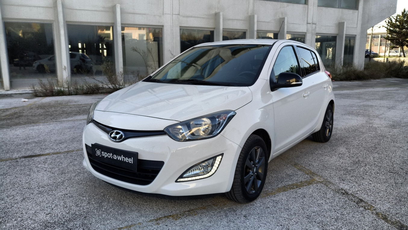 Hyundai i 20 GO BRASIL του  2014