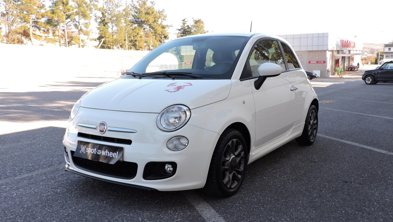 Fiat 500 S του  2014