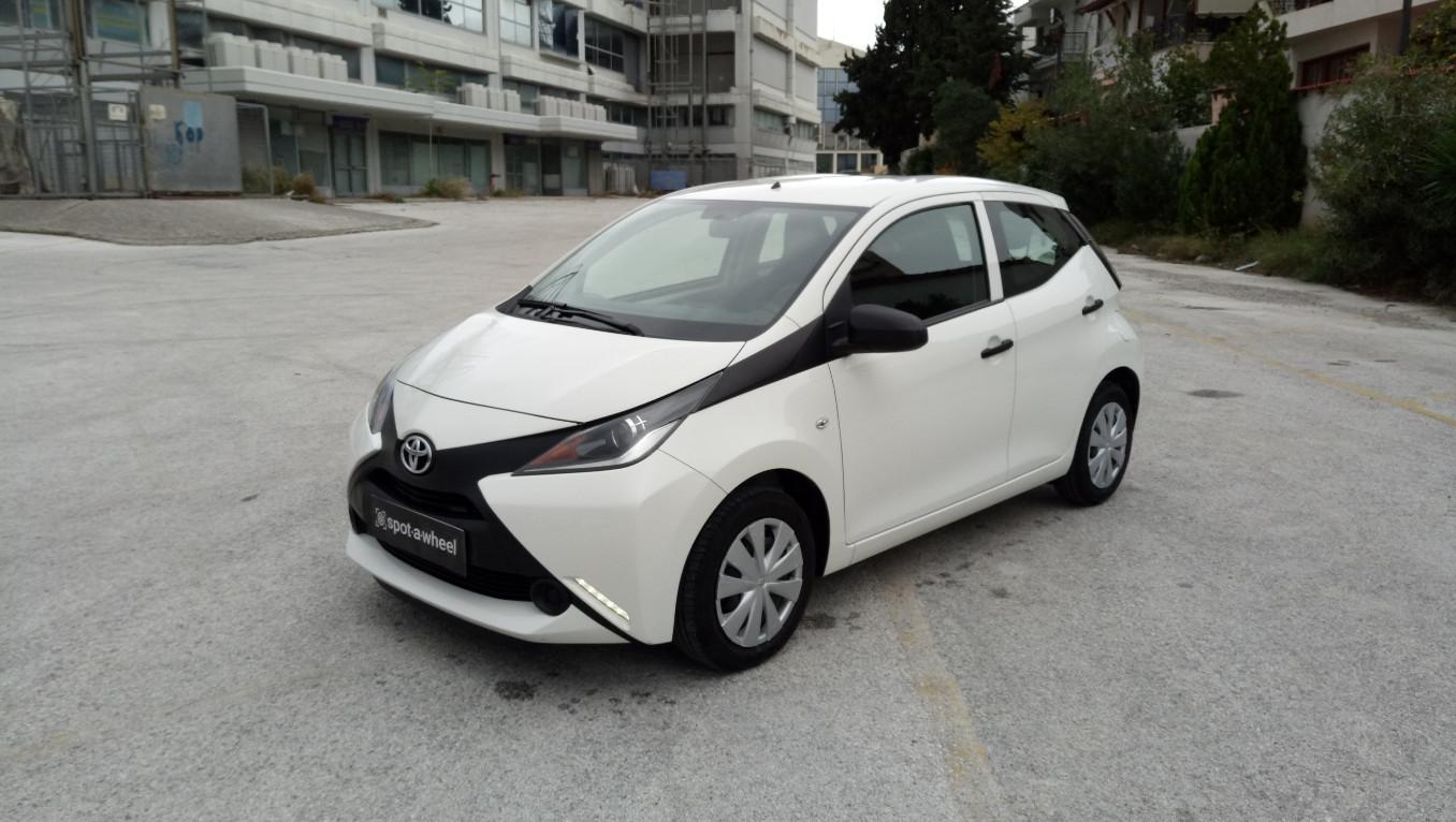 Toyota Aygo  του 2015