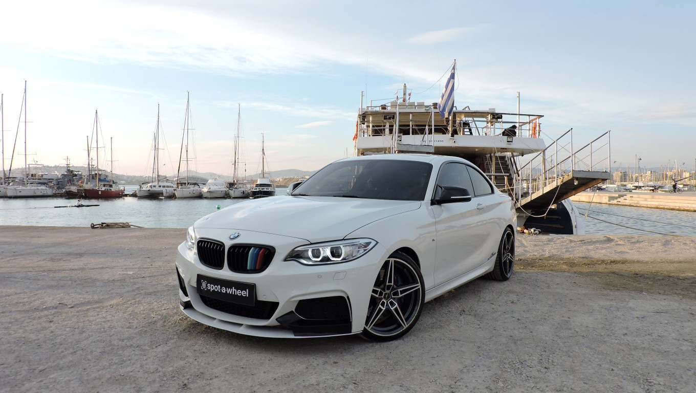 Bmw 218 i M2 Look του  2015