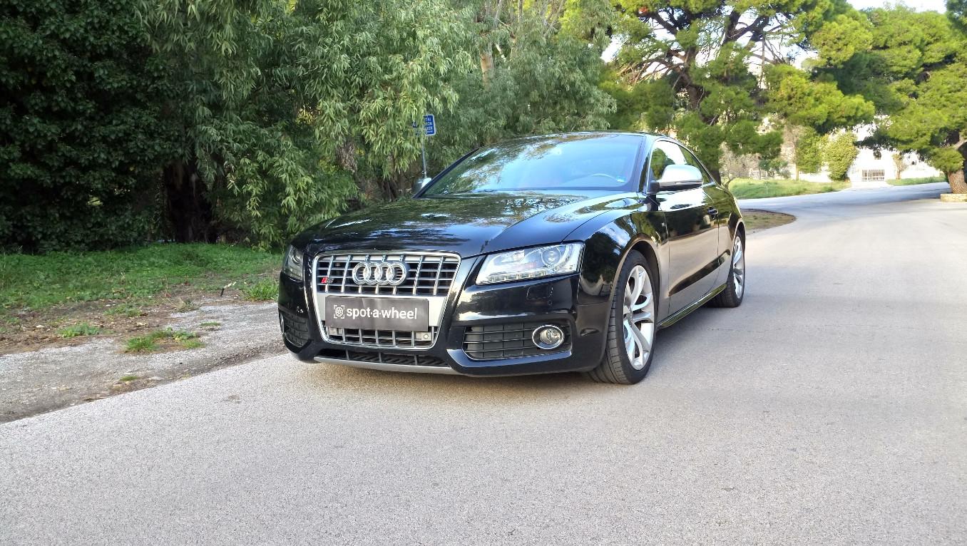 Audi S5 4.2  V8 του 2008