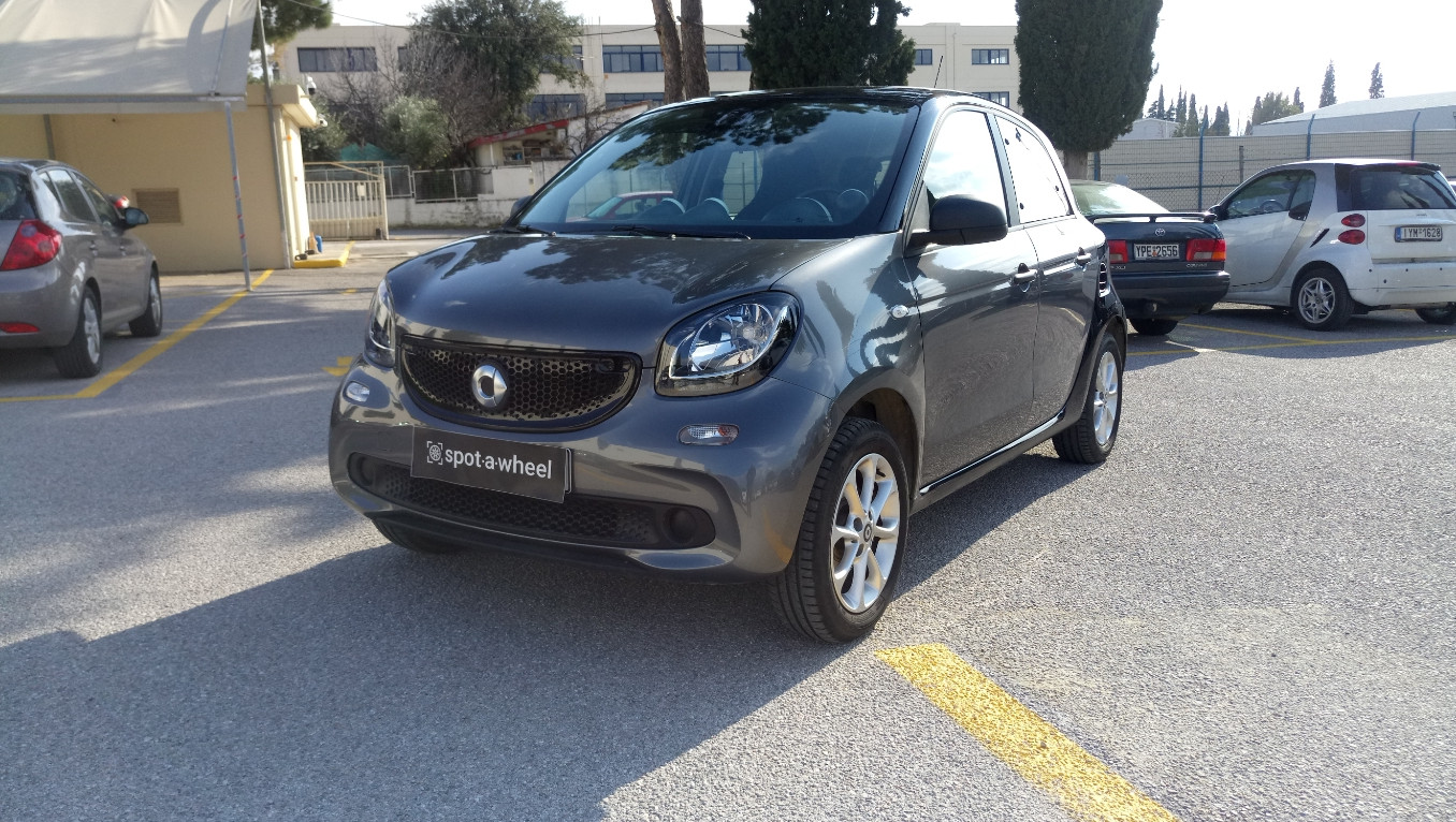 Smart ForFour  του  2017