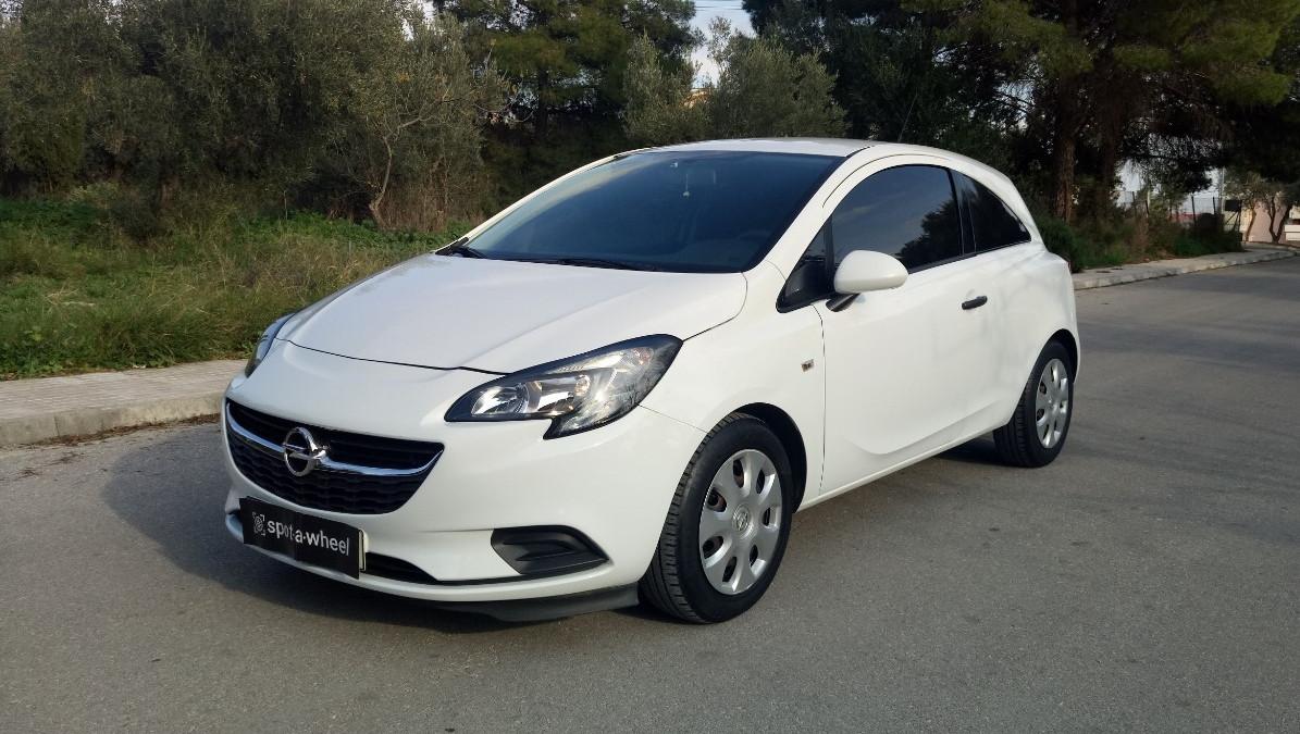 Opel Corsa Van 1.3 ecoFLEX του  2015
