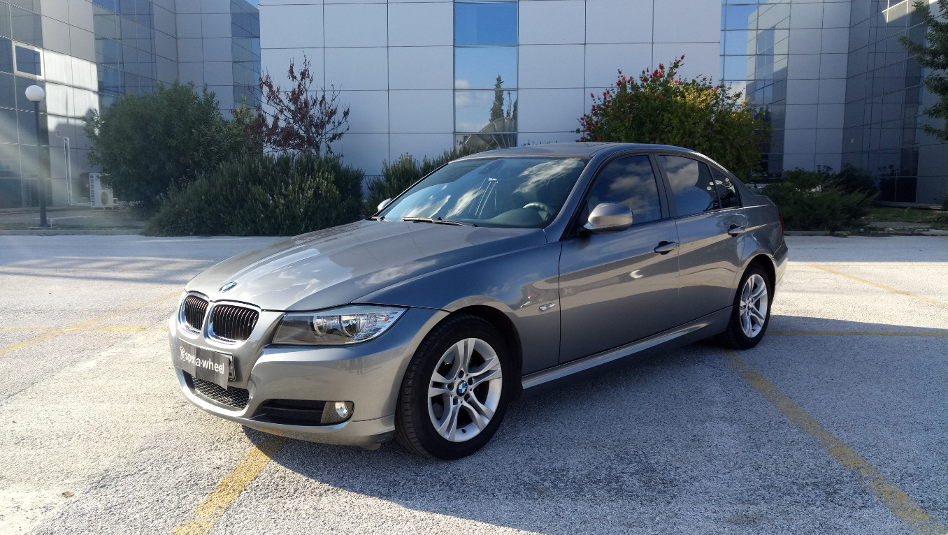 Bmw 320 (Facelift) του  2009