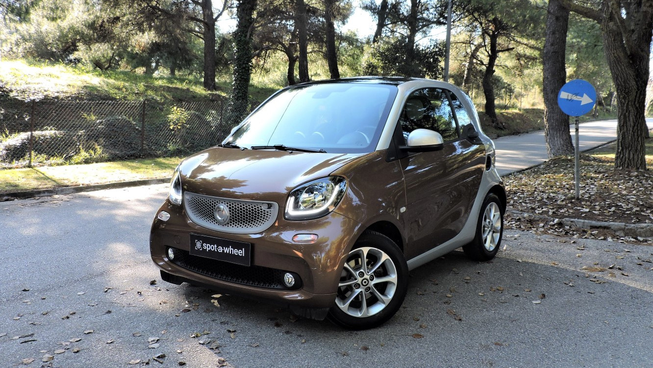 Smart ForTwo Passion του  2015