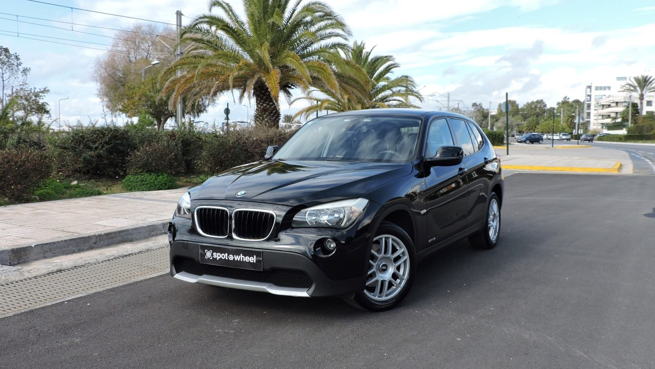 Bmw X1 sDrive 18i του  2013