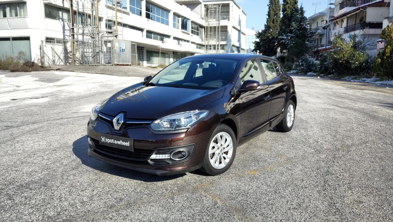 Renault Megane 1.5 dCi Progressive του  2014