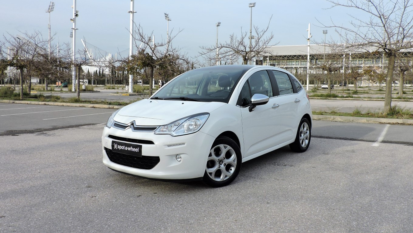 Citroen C3 1.4 HDI ECO CHIC Panorama του  2013