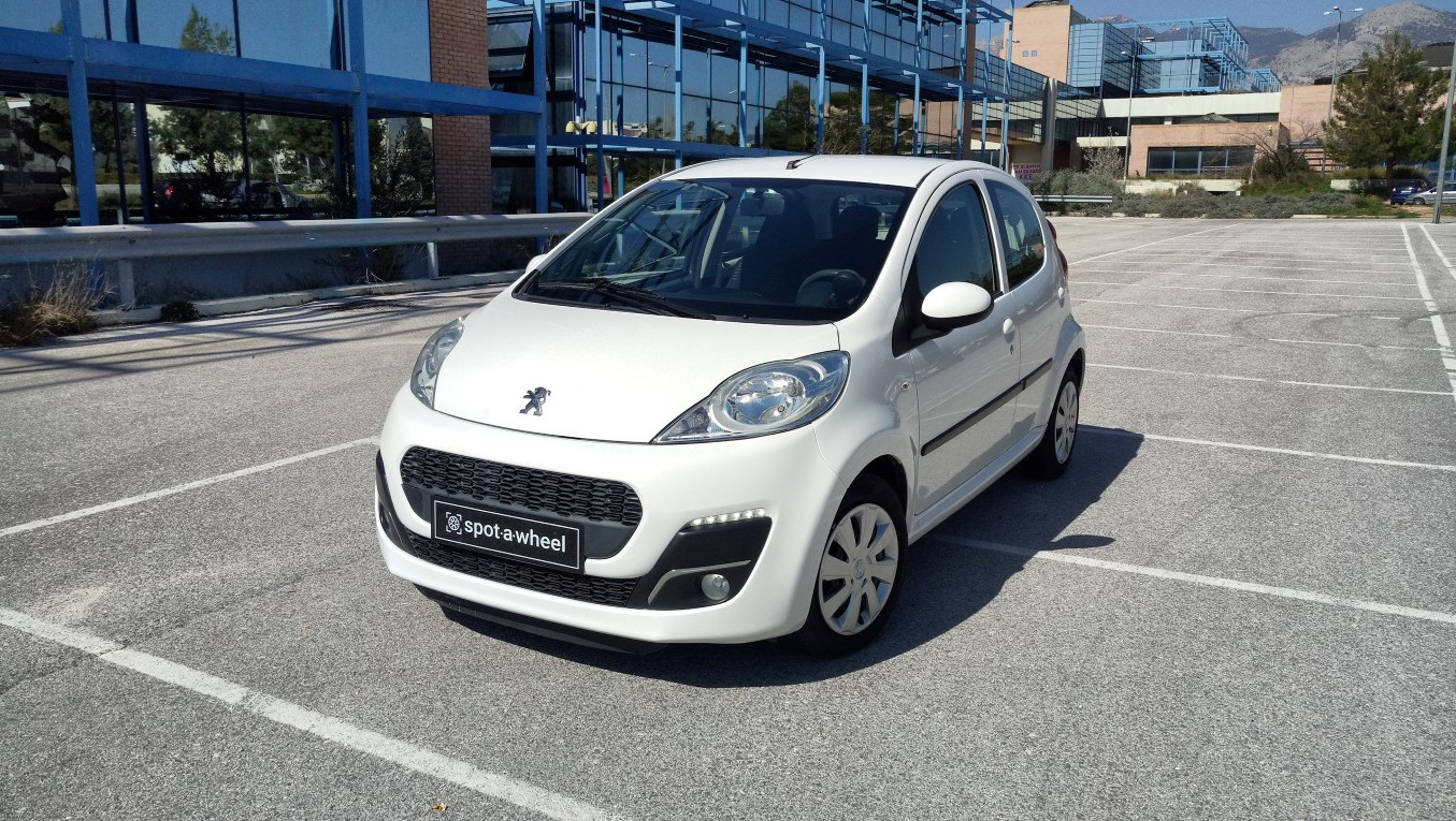 Peugeot 107  του 2014