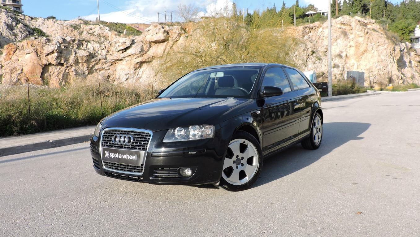 Audi A3 1.4 TFSI του  2008