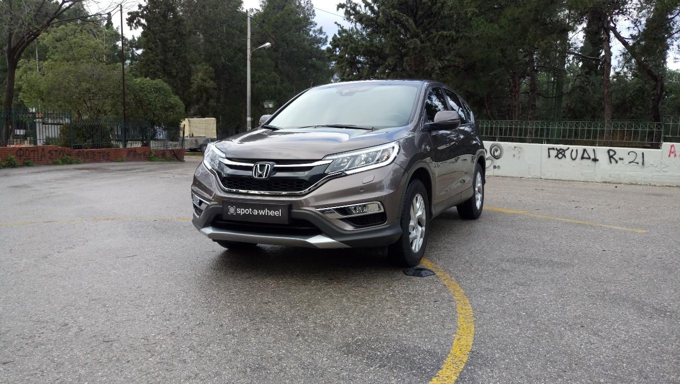 Honda CR-V 1.6 i-DTEC AWD του  2015
