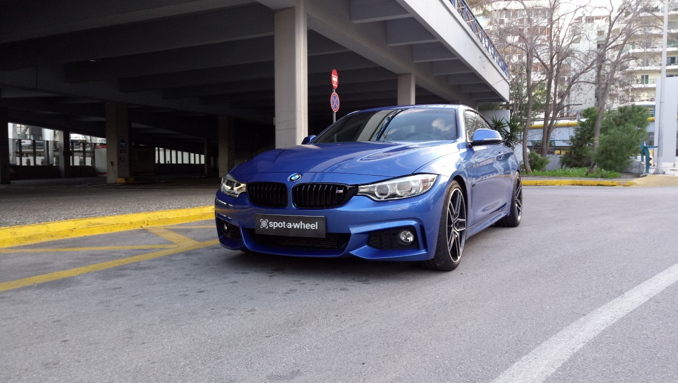 Bmw 420 d M-Pack του  2014