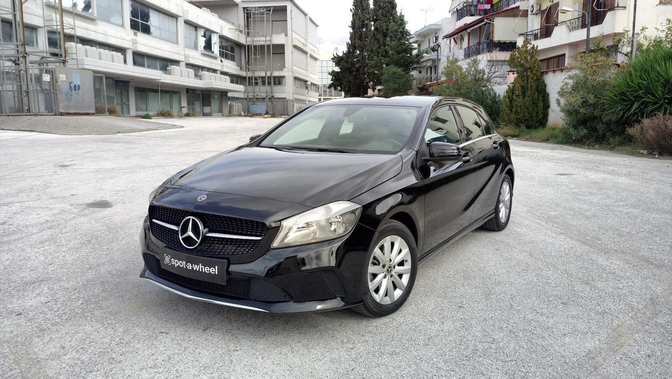 Mercedes-Benz A 180 d του  2017