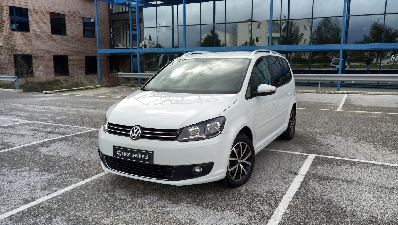 Volkswagen Touran 1.6 TDI του  2015