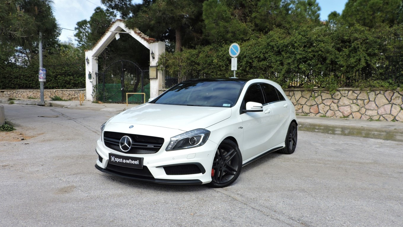 Mercedes-Benz A 45 AMG 4MATIC του  2014