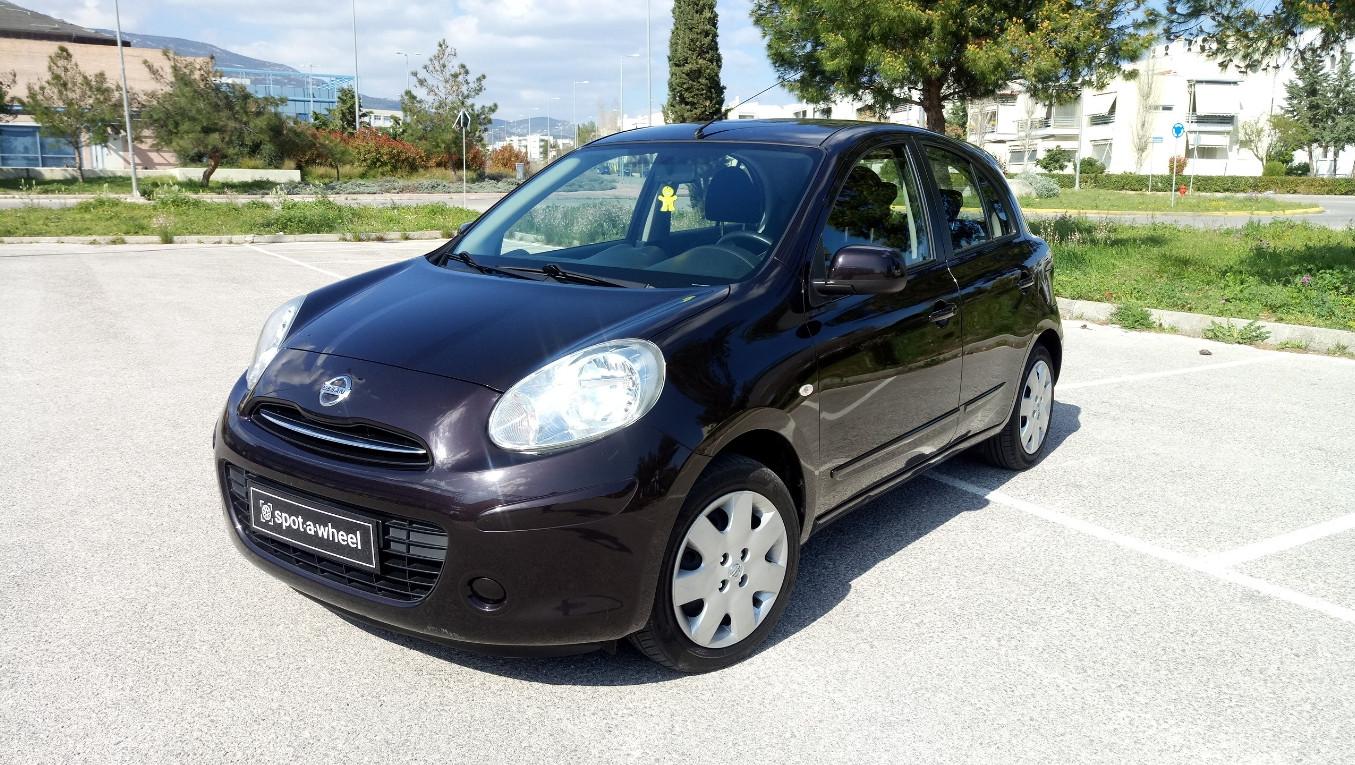 Nissan Micra Acenta του  2011