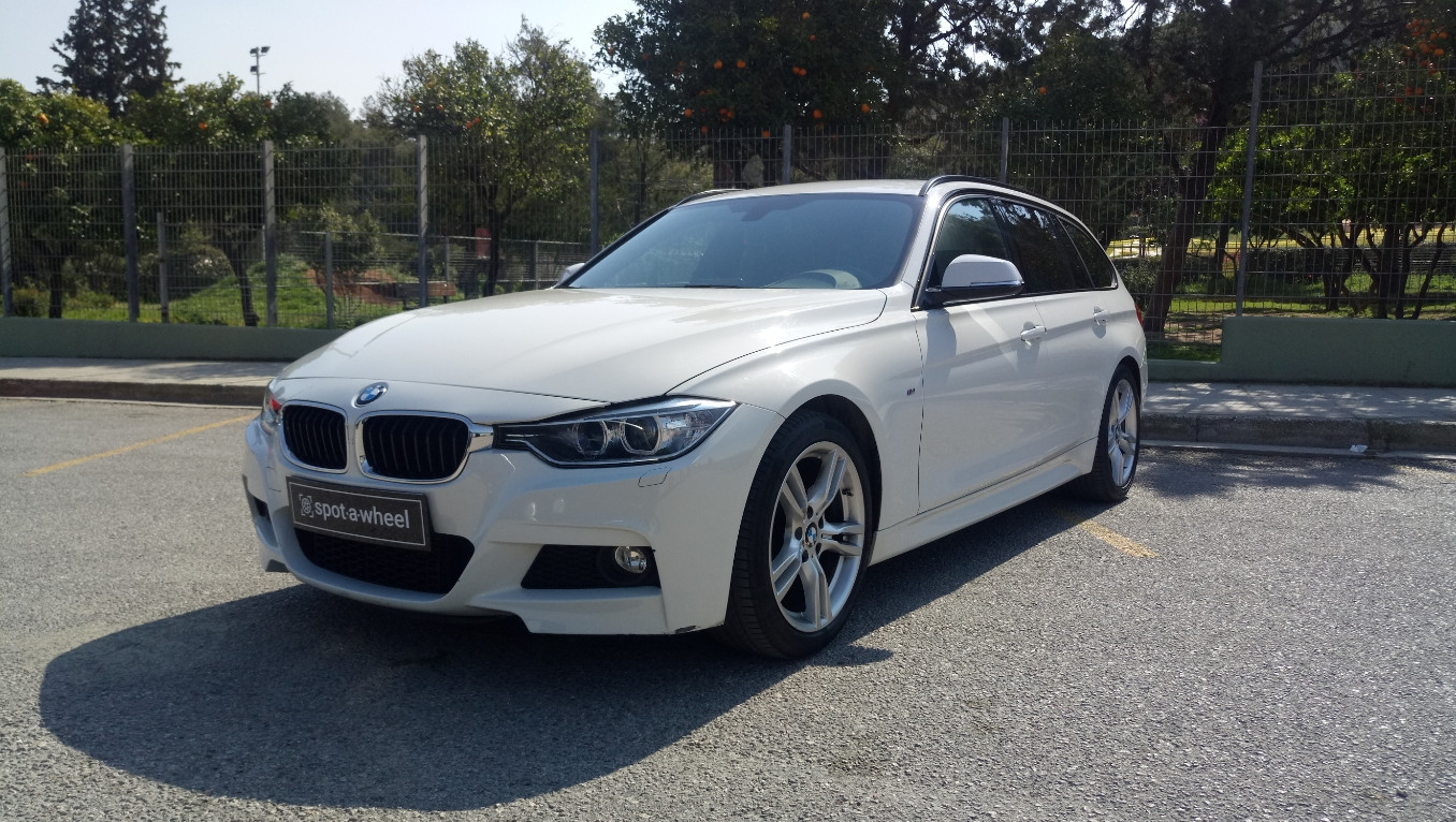 Bmw 316 i Touring του  2016