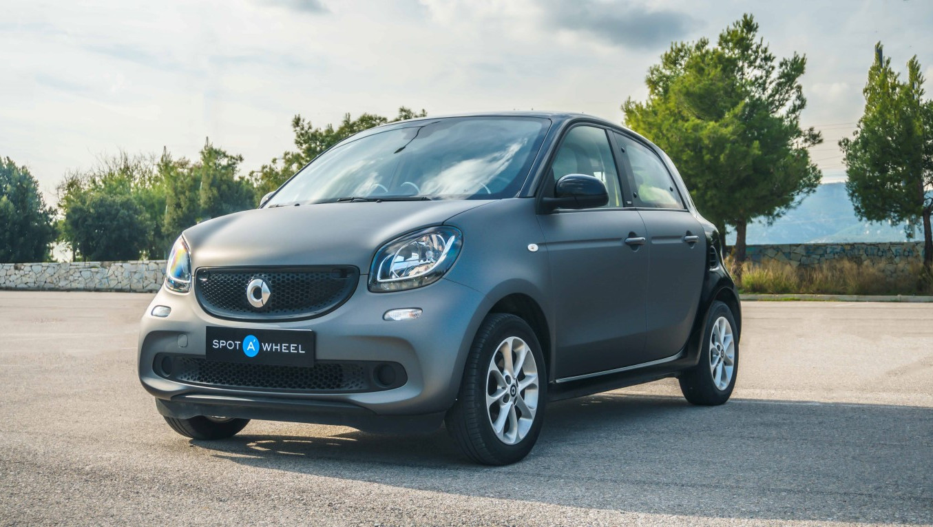 Smart ForFour Passion του  2015