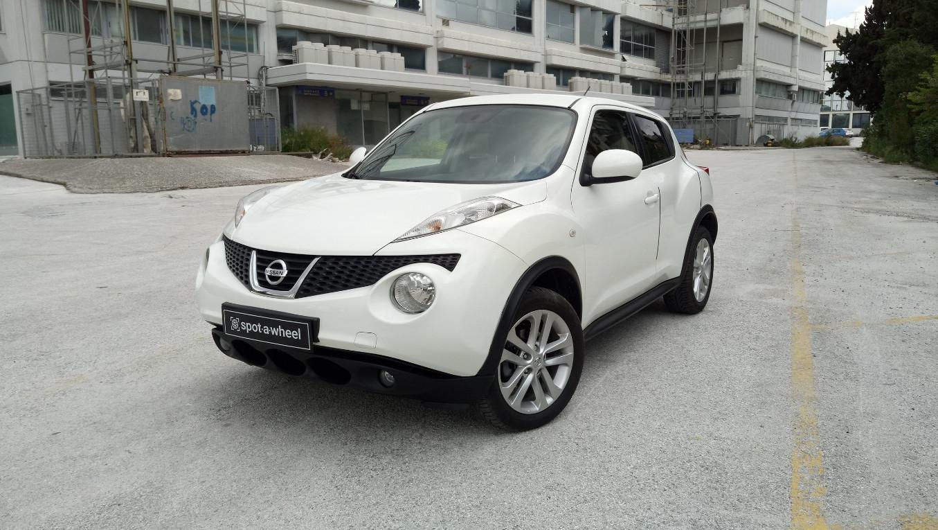 Nissan Juke Acenta του  2011