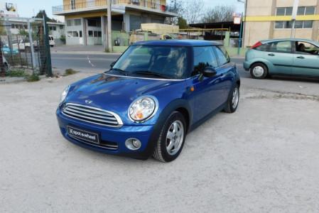 2008 Mini ONE - front-left exterior