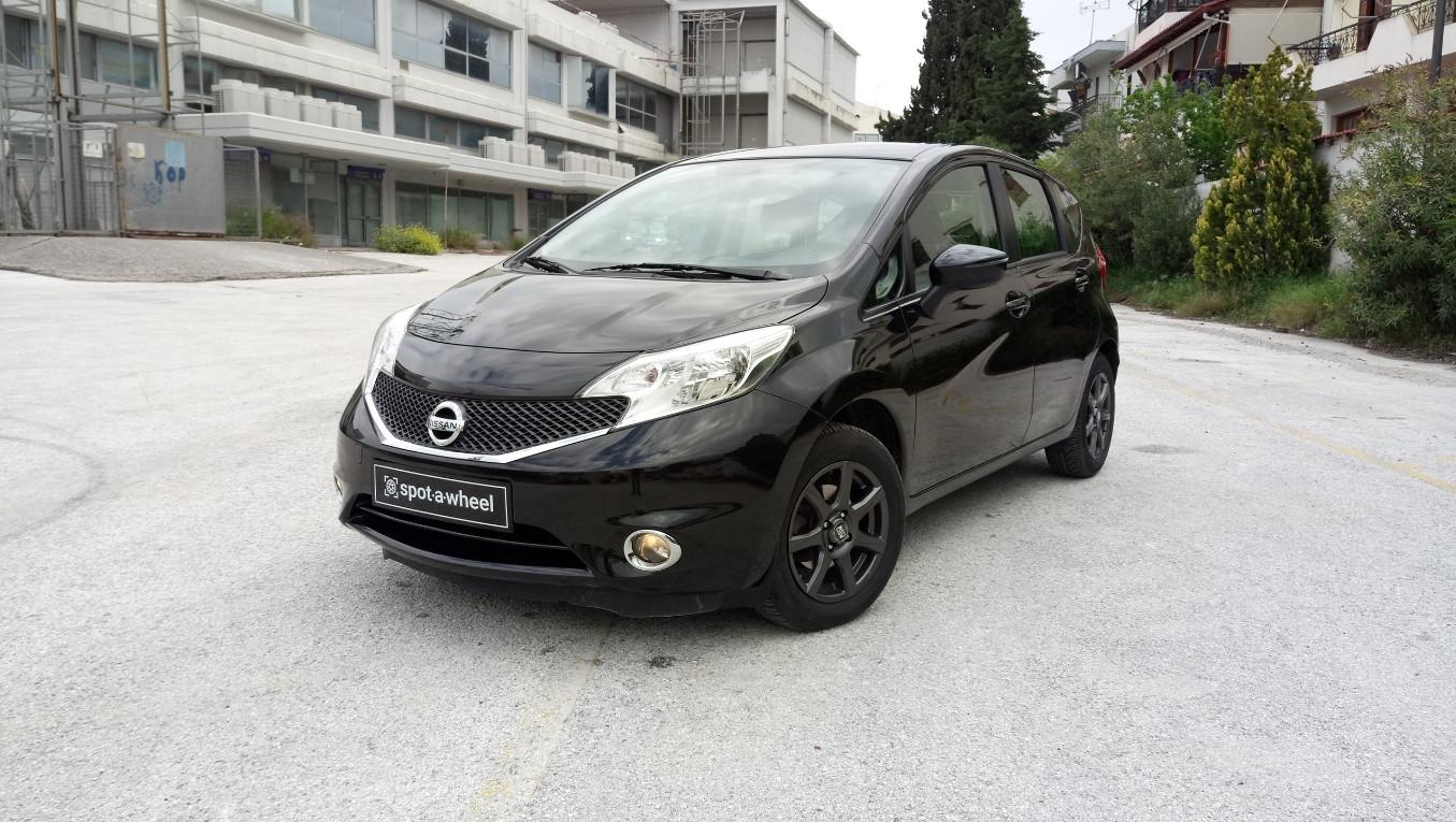 Nissan Note Acenta Plus του  2015