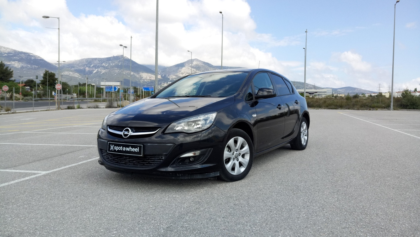Opel Astra 1.6 CDTi Selective του  2016