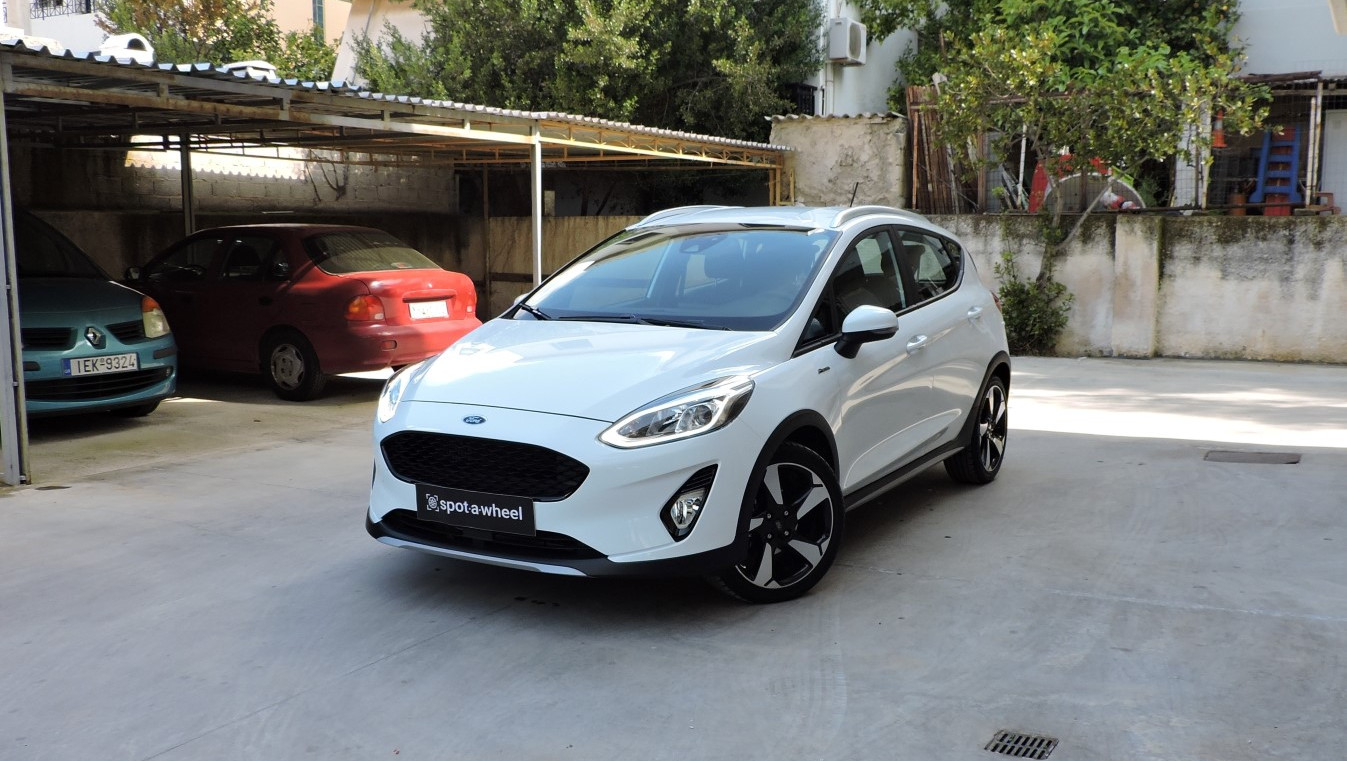Ford Fiesta 1.5 TDCi Active του  2018