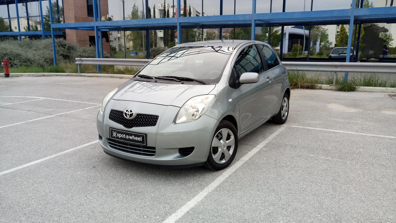 Toyota Yaris 1.3 VVT-i Sol του  2006