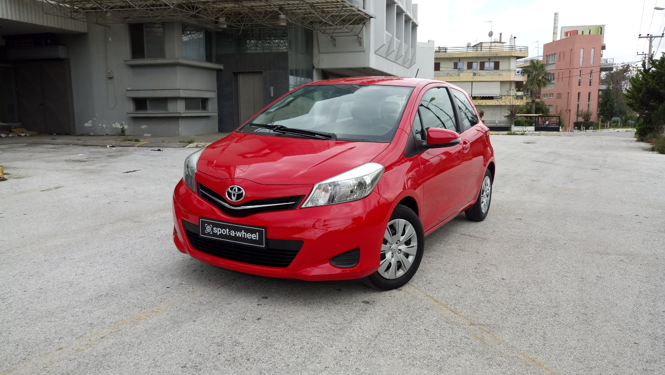 Toyota Yaris City του  2014