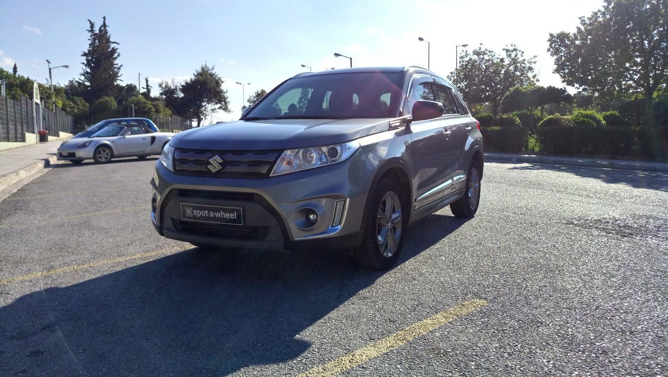 Suzuki Vitara 1.6D GL+ του  2015