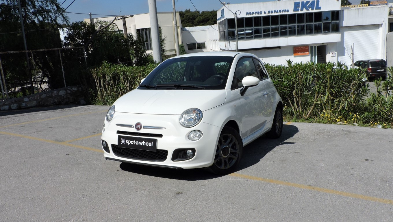 Fiat 500S  του  2013