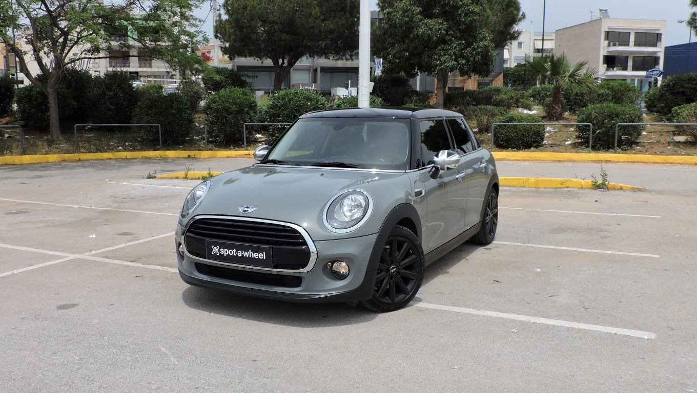 Mini Cooper D Pepper του  2014