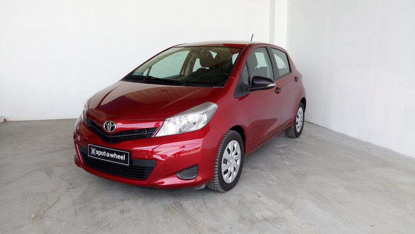 Toyota Yaris Cool του 2011