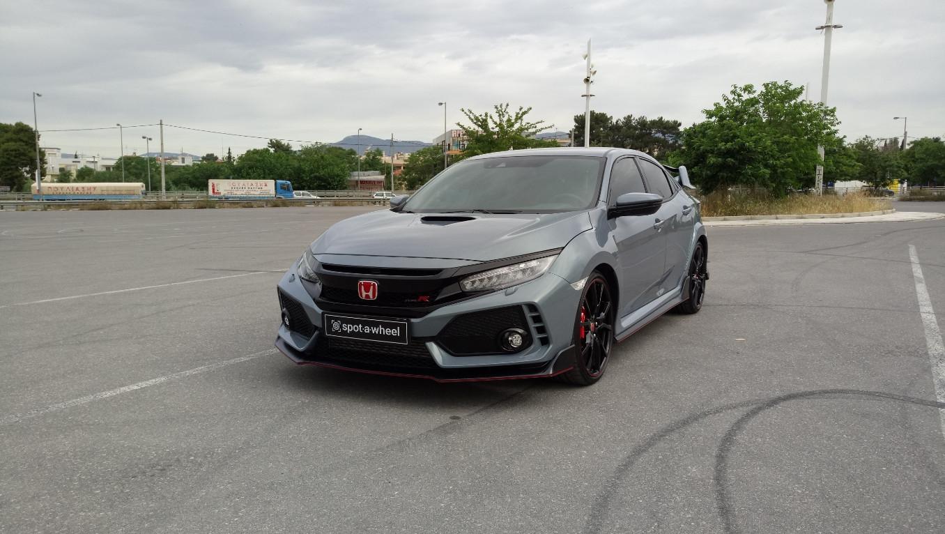 Honda Civic Type R του  2019