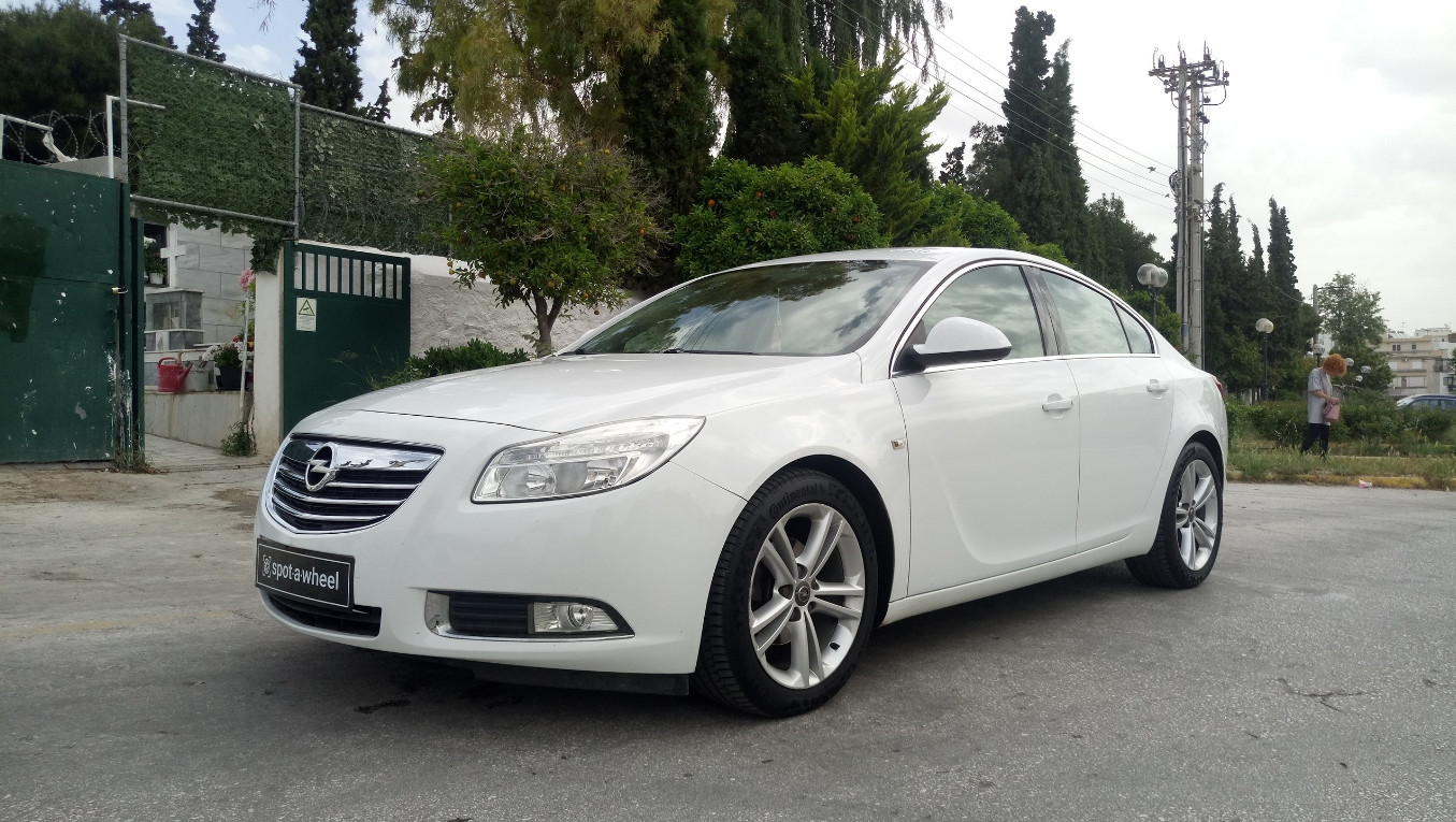 Opel Insignia 1.8 του  2011