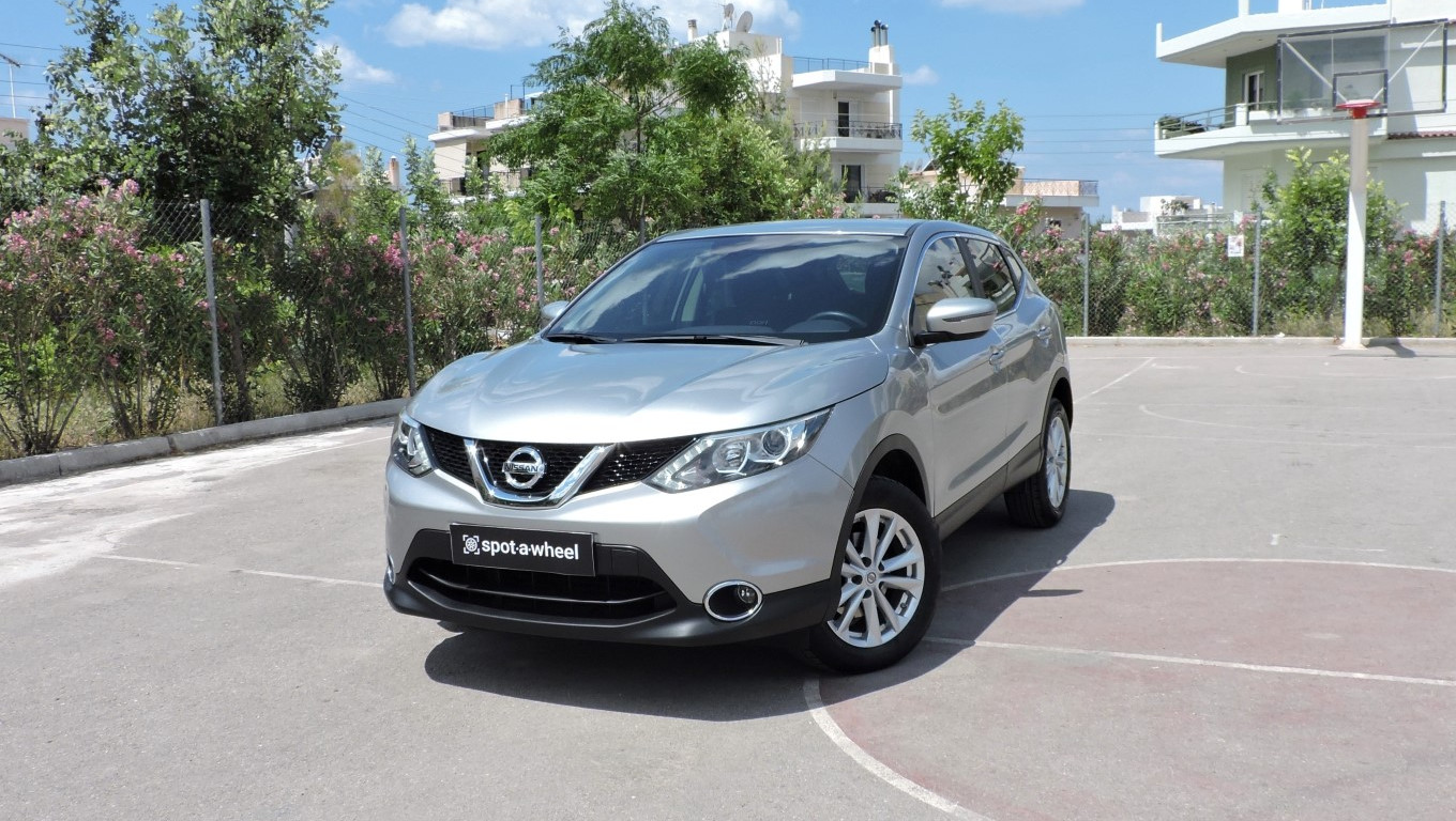 Nissan Qashqai 1.5 dCi Acenta Connect του  2016