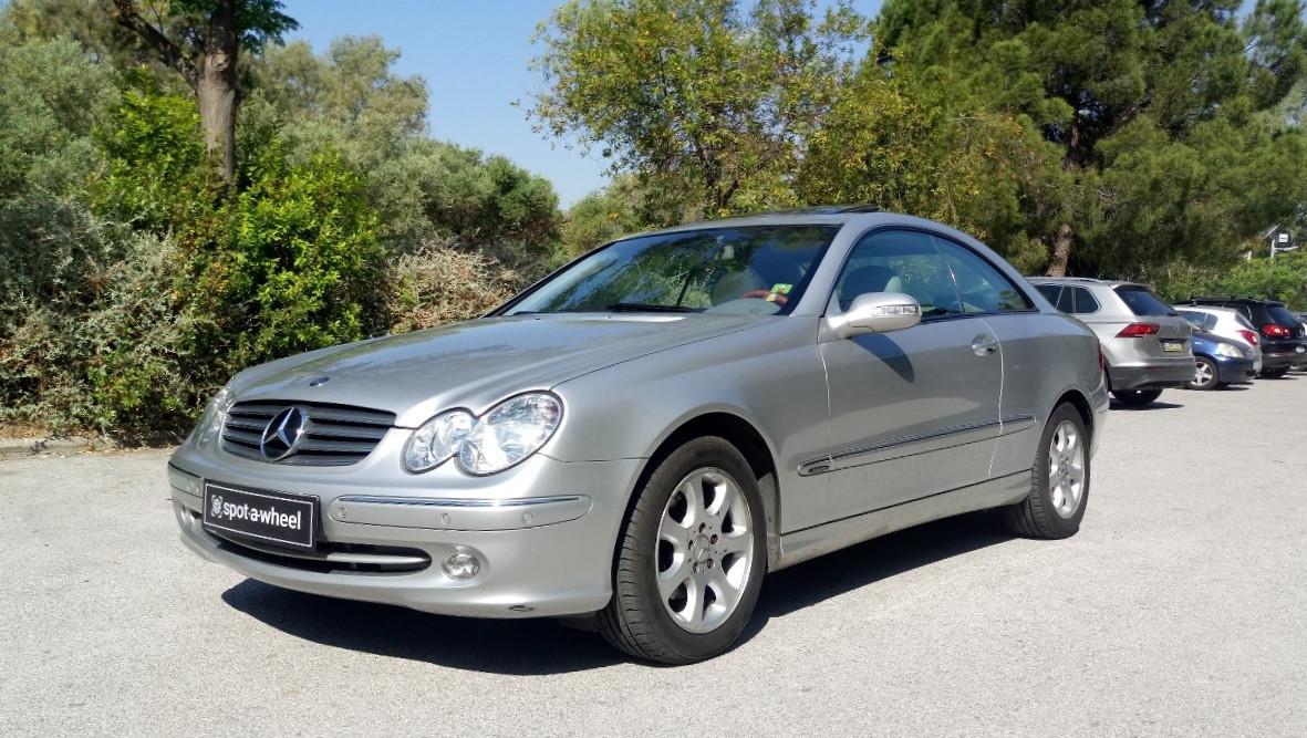 Mercedes-Benz CLK 200 Kompressor Elegance του  2004