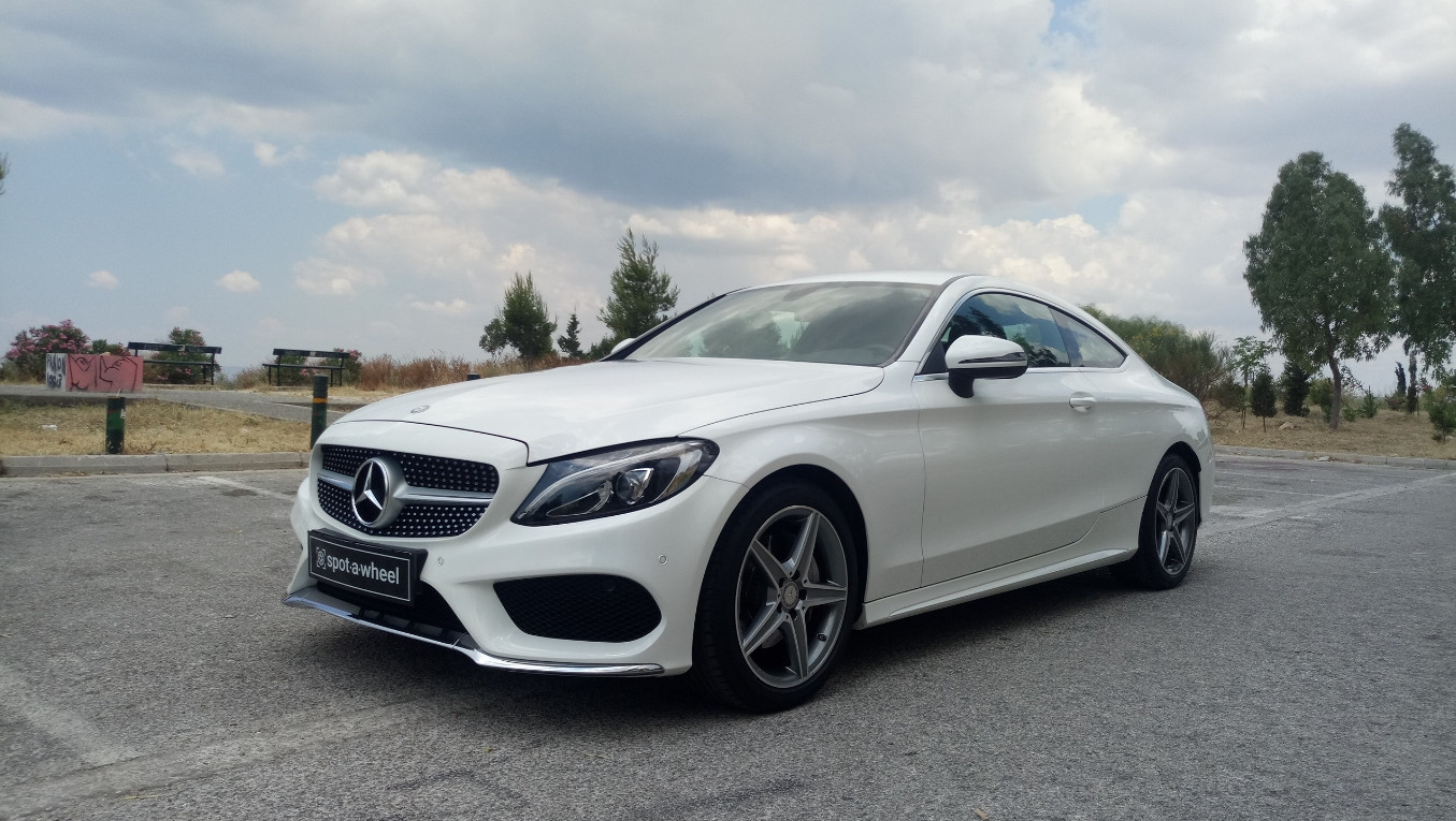 Mercedes-Benz C 180 AMG Look του  2016