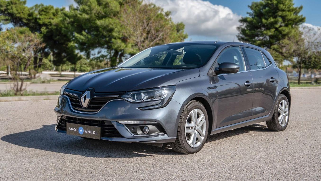 Renault Megane Energy Zen του  2016