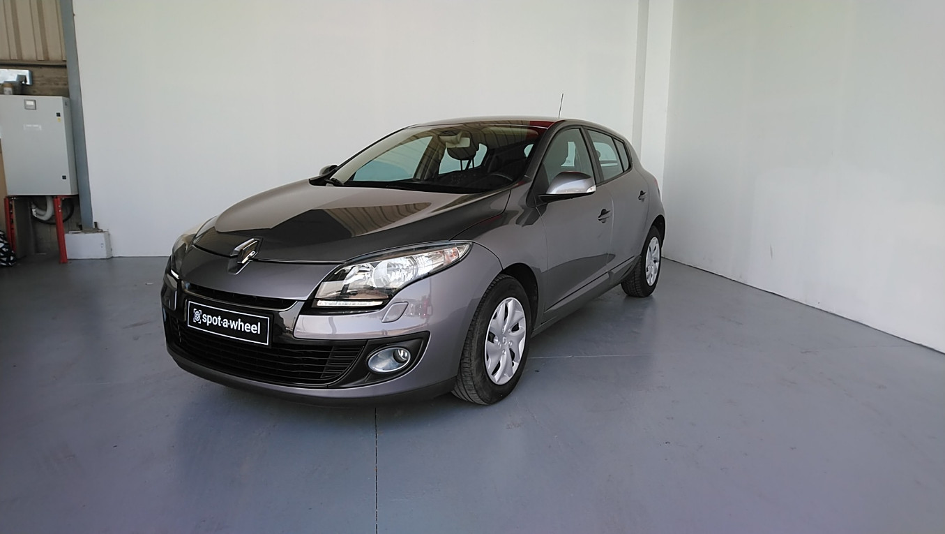 Renault Megane 1.5 dCi Expression του  2012