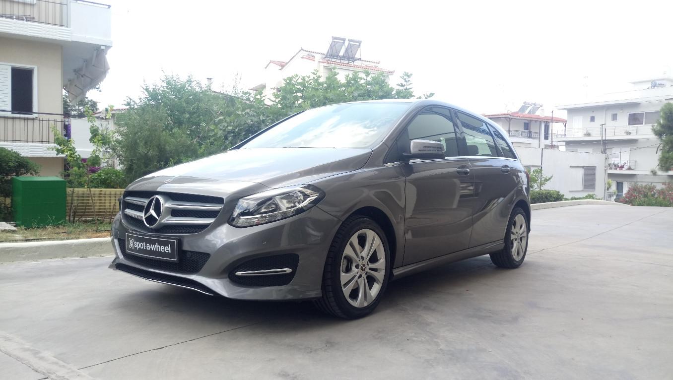 Mercedes-Benz B 180 d του  2019