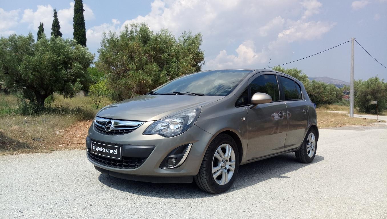 Opel Corsa 1.3 ecoFLEX Cosy του  2014