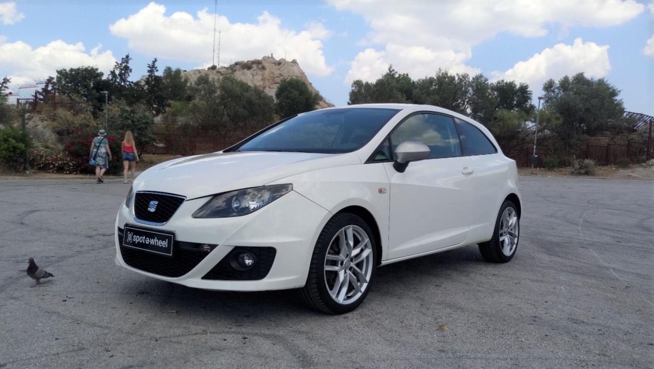 Seat Ibiza 1.4 TSI 150HP FR του  2011